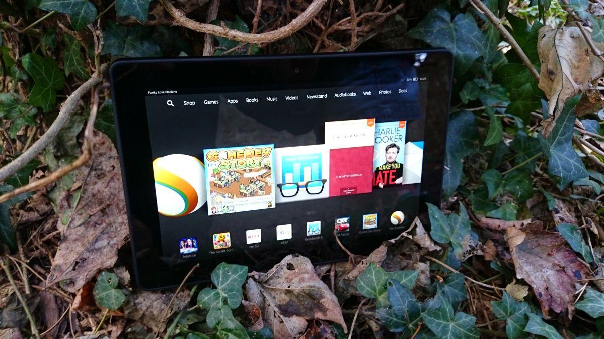 Amazon Fire HDX 8 9 review | TechRadar