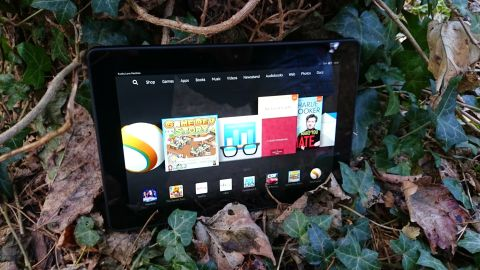 Amazon Fire HDX 8.9 review