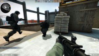 Counter Strike Global Offensive Vertigo map