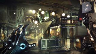 Deus Ex Mankind Divided - Best Ps4 Pro games