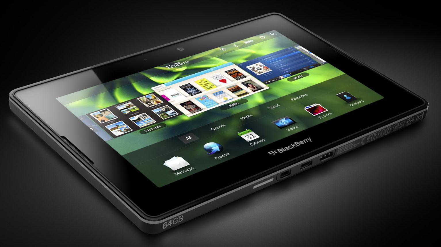 BlackBerry Playbook 64GB gets hefty UK price cut   TechRadar