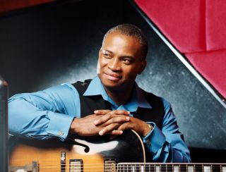 Revered American jazz guitarist Russell Malone