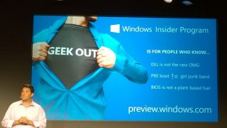 Microsoft's Windows Insider Program