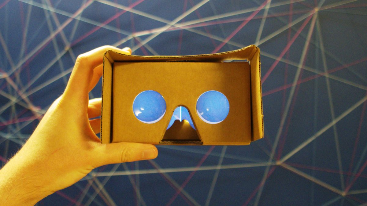 Google Cardboard's Camera app just got a lot better for iPhone users