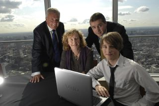 BT names young internet ranger of the year 15 year old Scottish lad John Soutar