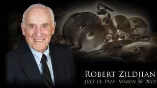 Part of the Zildjian family, Robert Zildjian began Sabian Cymbals in 1981
