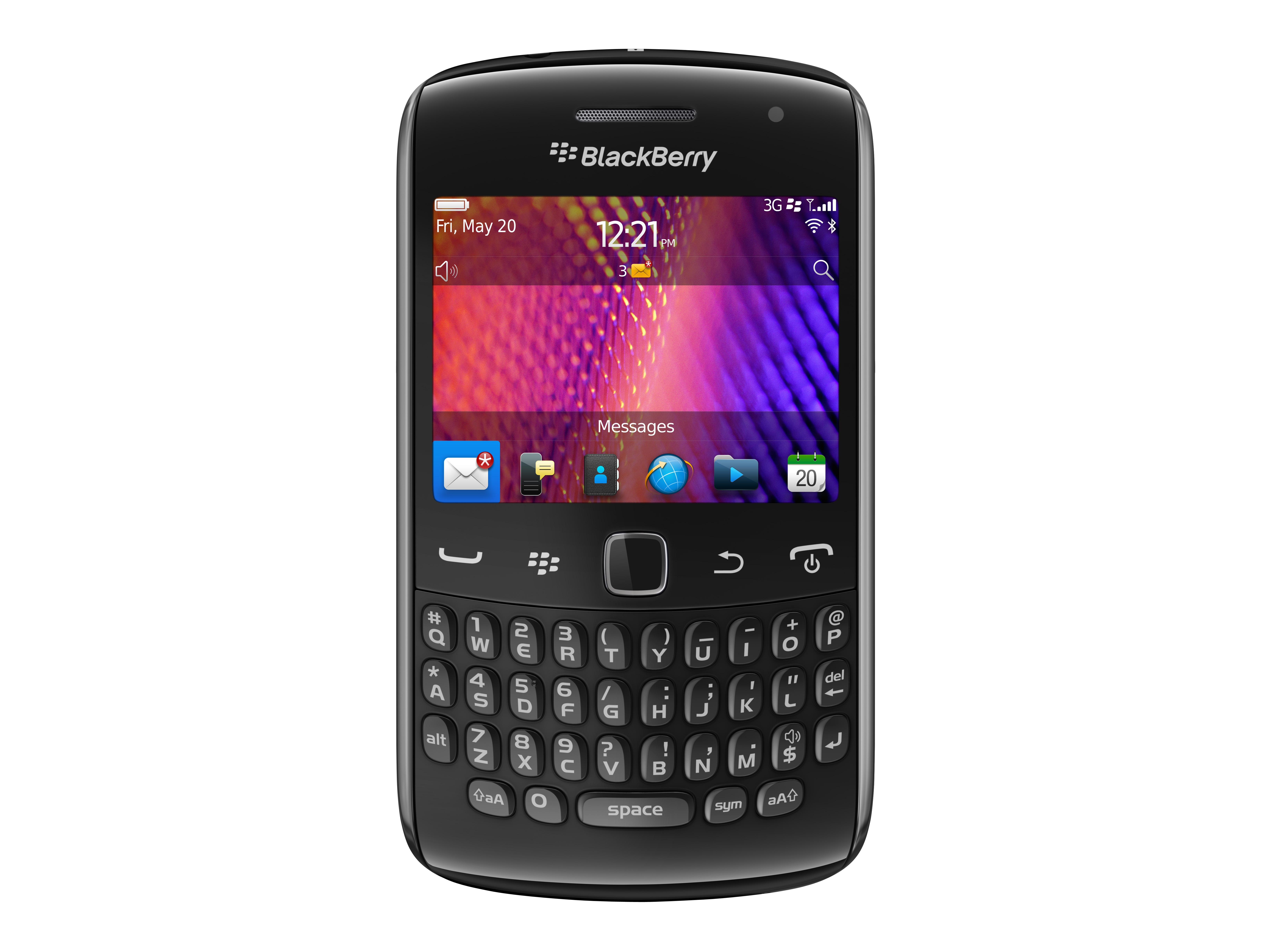 blackberry curve 9360 techradar rh techradar com BlackBerry Torch 9800 AT&T Cell Phones BlackBerry Curve