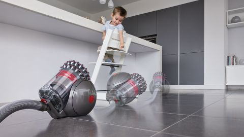 Dyson Cinetic Big Ball Review Techradar