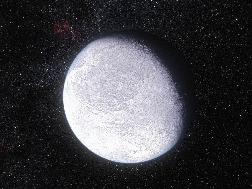 Dwarf Planets Science And Facts About Solar System S Smaller Worlds Space