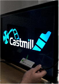 Castmill HTML5 Digital Signage Player for Android