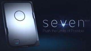 Seagate's Seven is so svelte.