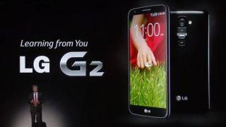 LG G2 reveal
