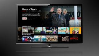 Netflix TV app updated
