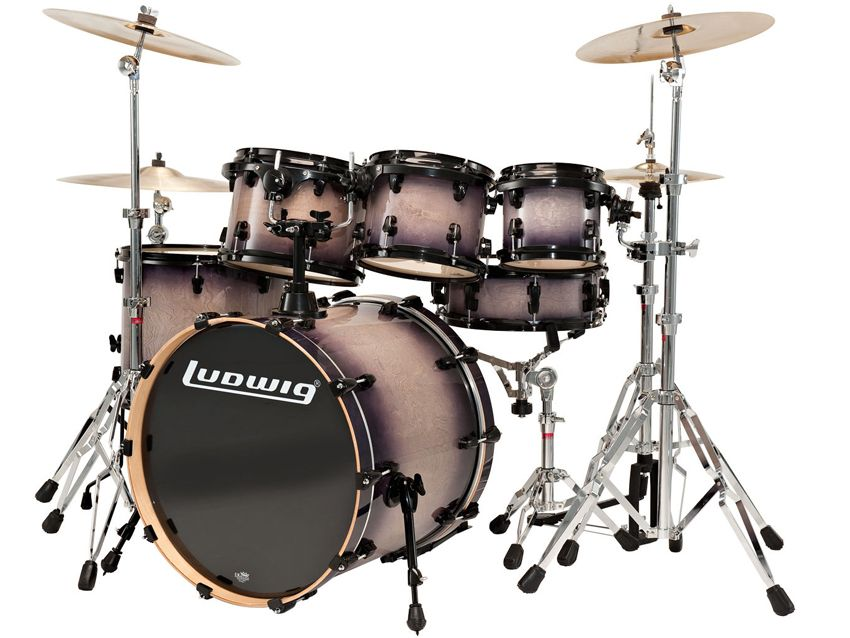 Ludwig Announces Free Drum With Element Series
