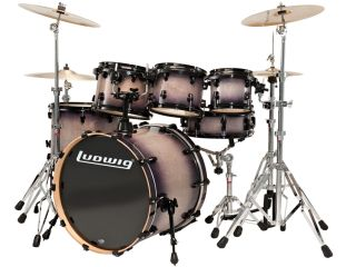 Ludwig Element Lacquer Series