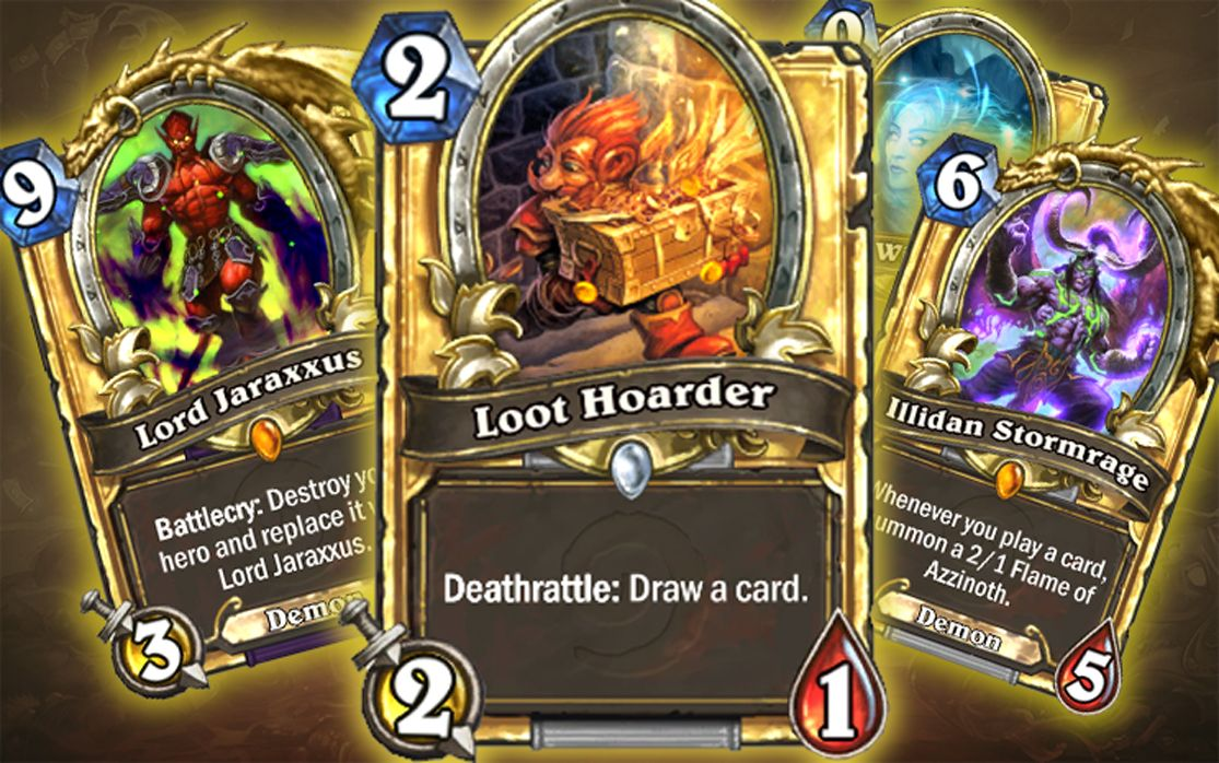 Meet The Guy Who Spent 3,200 On Hearthstone Packs In One -8878