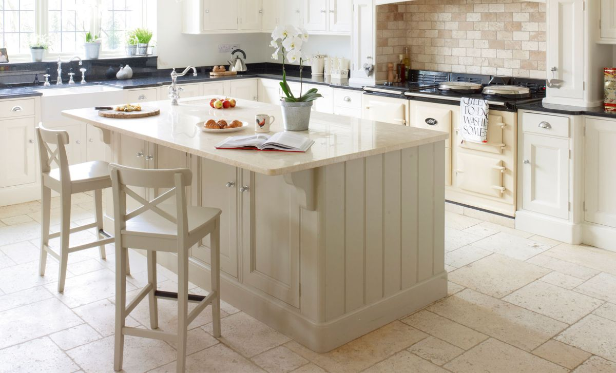 What Is A Shaker Kitchen Real Homes