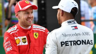 Live stream the F1 from Azerbaijan to see whether Vettel or Hamilton take the top of the podium
