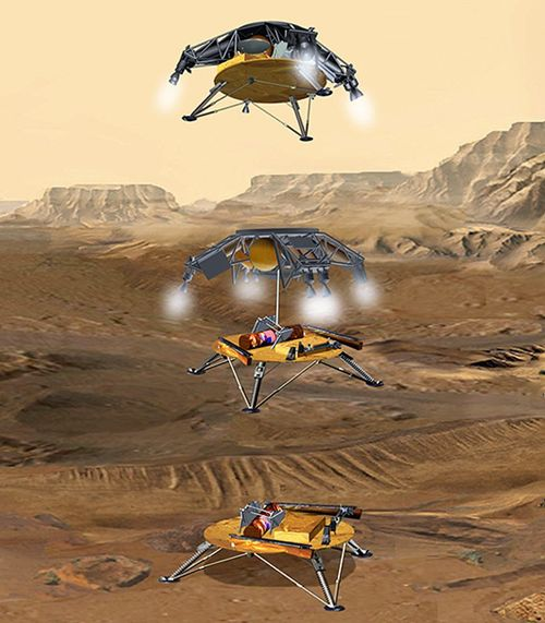 martian helicopters human colonies and drilling for - 660×753