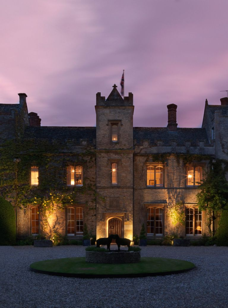 best country hotels
