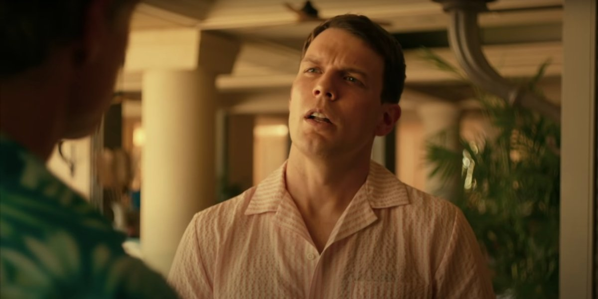 Jake Lacy on The White Lotus