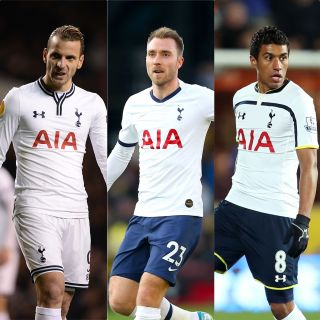 The players bought with money from the Gareth Bale sale had mixed fortunes at Spurs