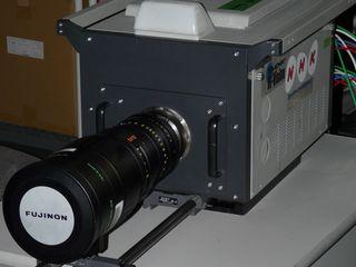 Super Hi-Vision camera