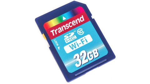 Transcend Wi-Fi SD Card review