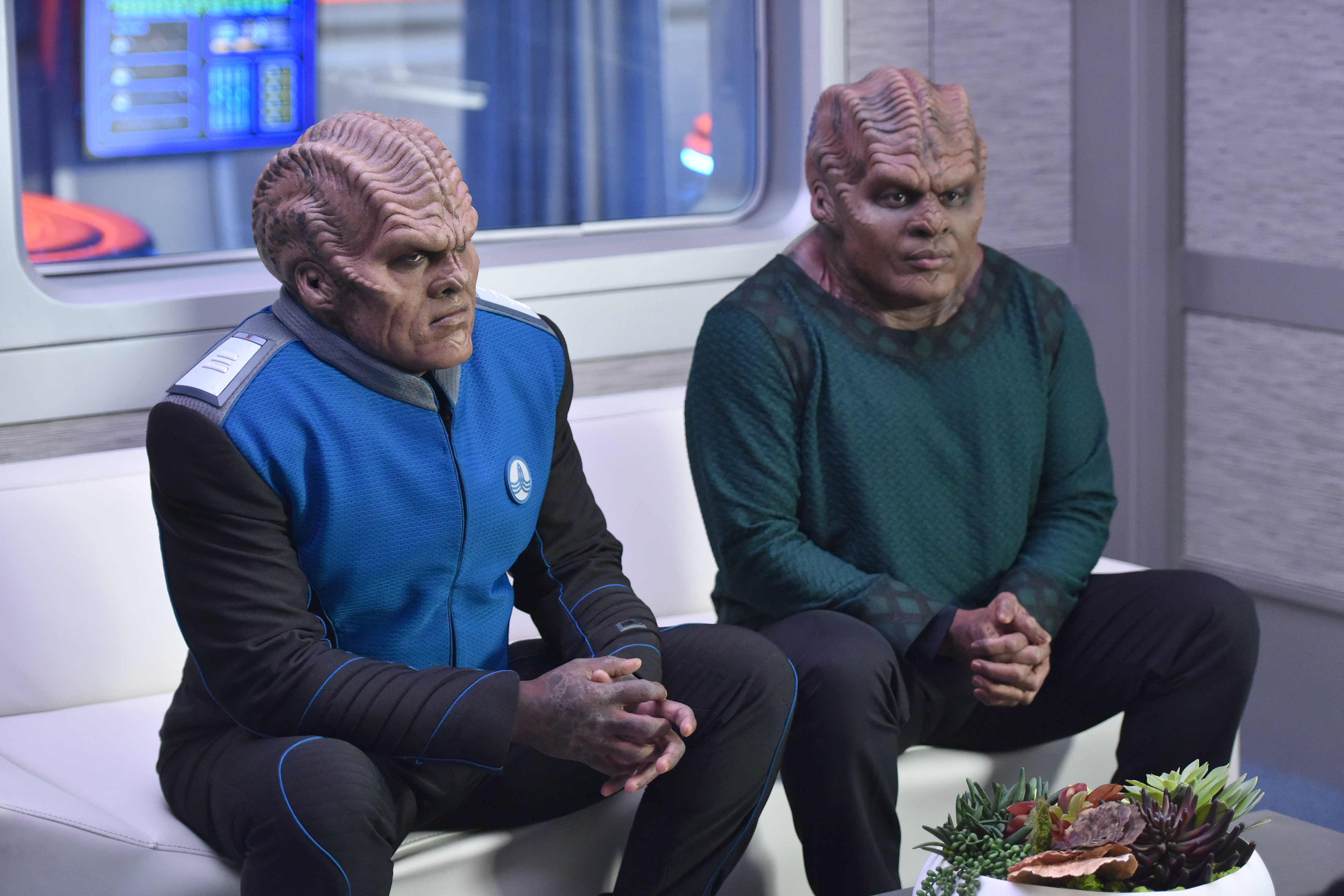 Holodeck Addiction Strikes 'The Orville' in 'Primal Urges' | Space