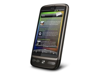 Android 2.2 rolling out for O2 HTC Desire owners