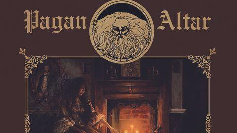 Cover art for Pagan Altar - The Room Of Shadows album