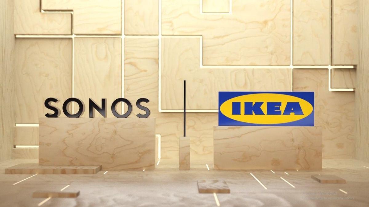 Ikea's discreet, shelving-based Sonos speakers arrive in August