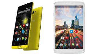 Archos Diamond and 80b Helium