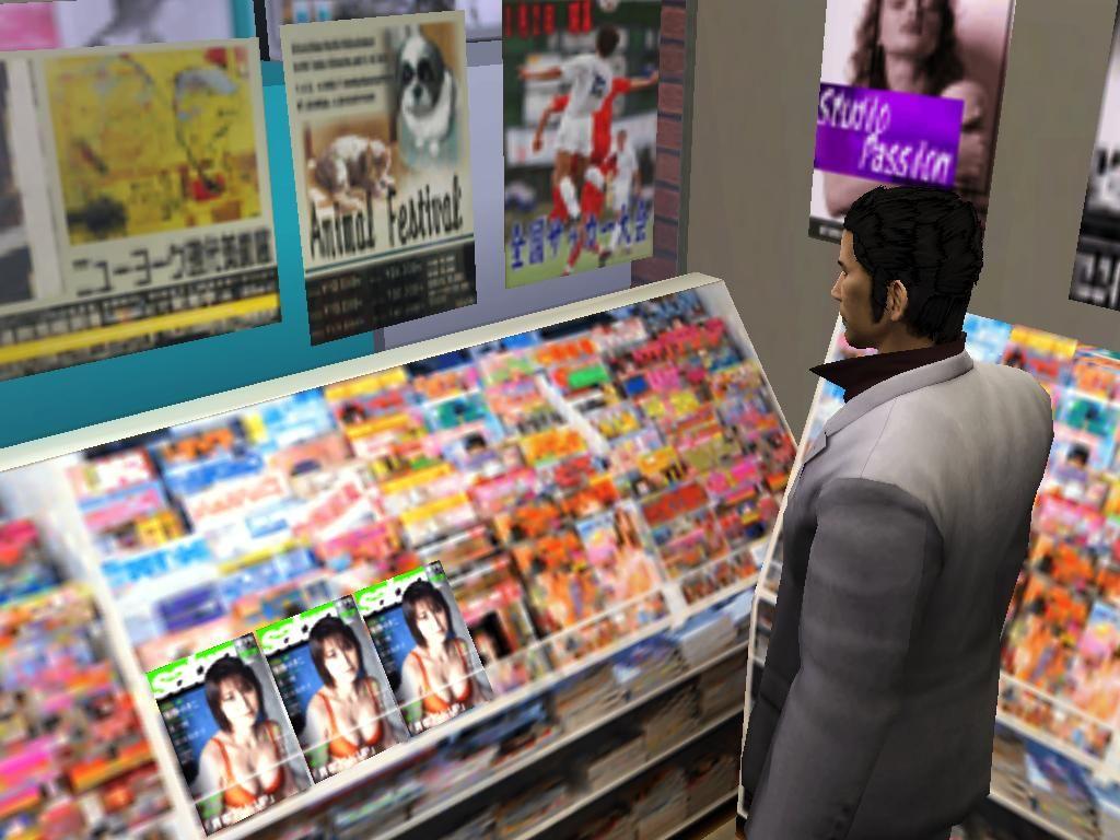 Yakuza review