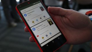 Android M feature Google Now on Tap