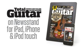 Got iOS? Get Total Guitar for less!