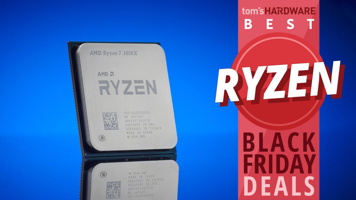 Best Ryzen Deals Get The Lowest Prices On Amd Cpus For Black Friday And Beyond Tom S Hardware