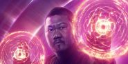 Doctor Strange 2: Benedict Wong's Photo From The Set Will Make Spider-Man Fans Happy