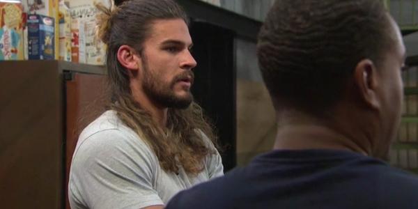 Big Brother 21 Jack is HoH David just returned for Camp Comeback twist CBS