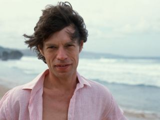 Postcards from Mick's musical holiday away from the Stones