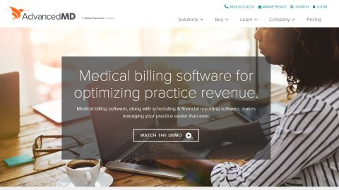 AdvancedMD Medical Billing