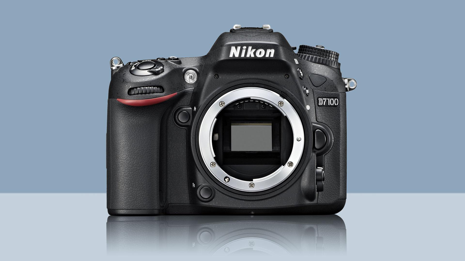 Nikon D7100 | TechRadar