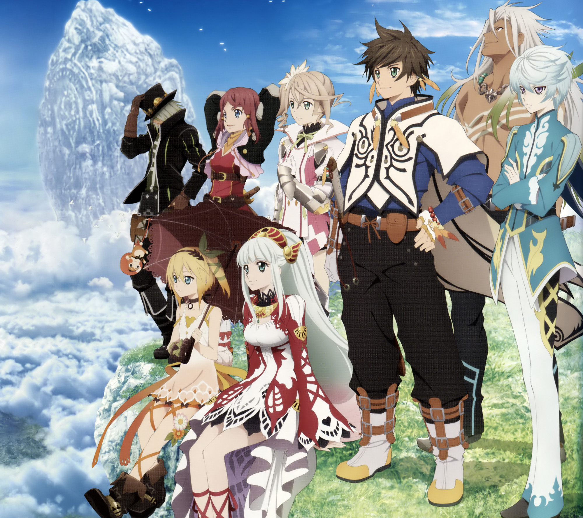 Tales of Zestiria port analysis: Durante's verdict | PC Gamer