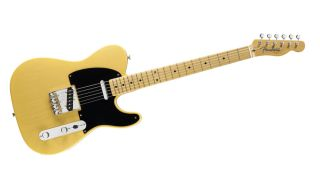 Drawing on the television age, manager Don Randall thought up the name Telecaster