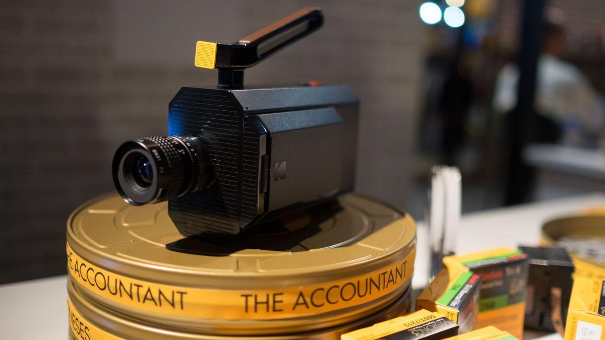 Kodak's Super 8 film camera is not so crazy after all