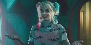 Margot Robbie in Harley Quinn: Birds of Prey