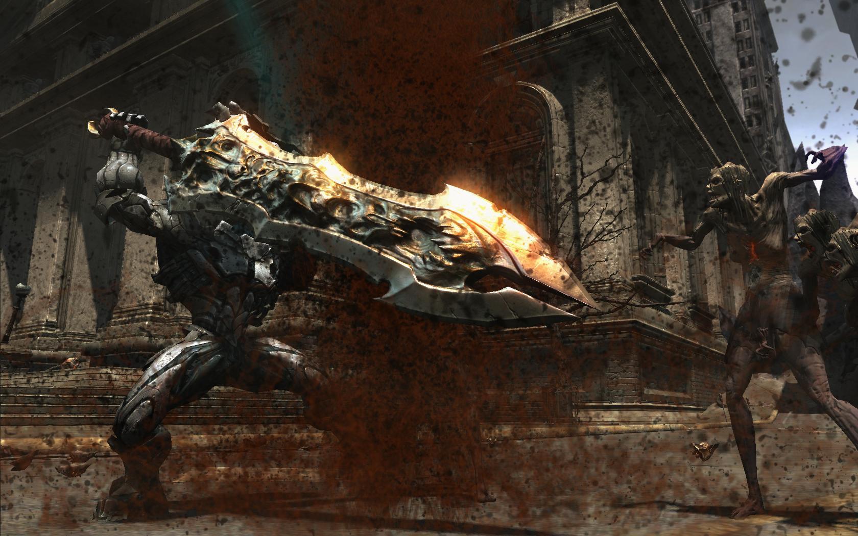 Darksiders: Wrath of War - hands-on | GamesRadar+