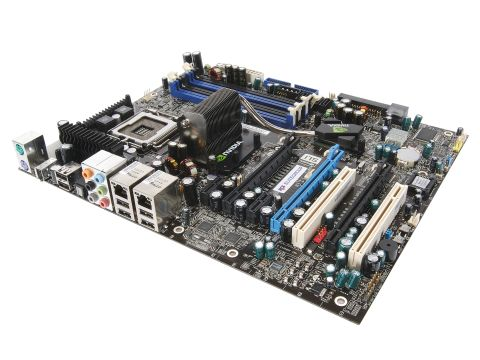 ECS PN2 SLI2 plus Extreme review | TechRadar