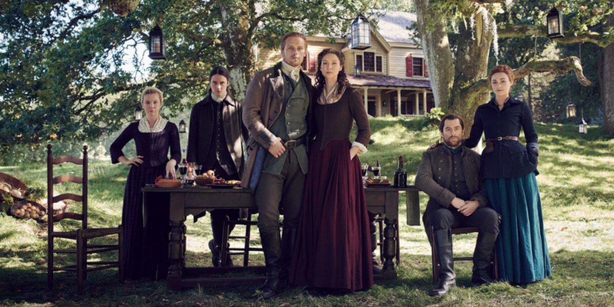 outlander starz season 5 fraser family