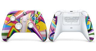 Xbox Pride 2021 Controller
